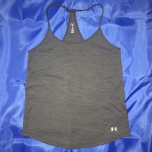 Gray Small Under Armour Tank